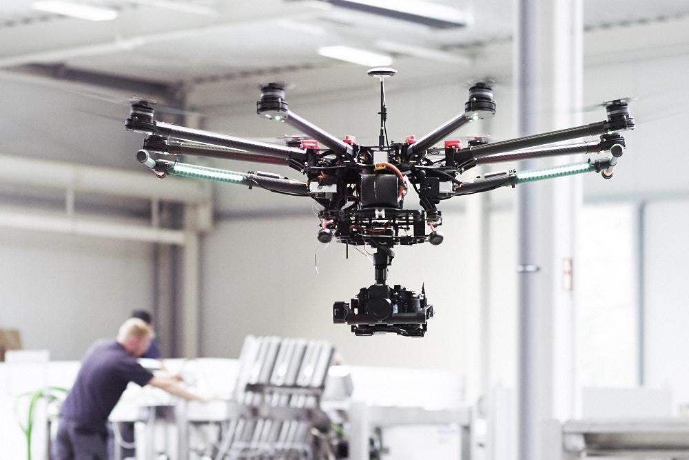 kopterwork aerial filming photography DJI S1000 Panasonic GH4 GH5 BMPCC Sony A7II