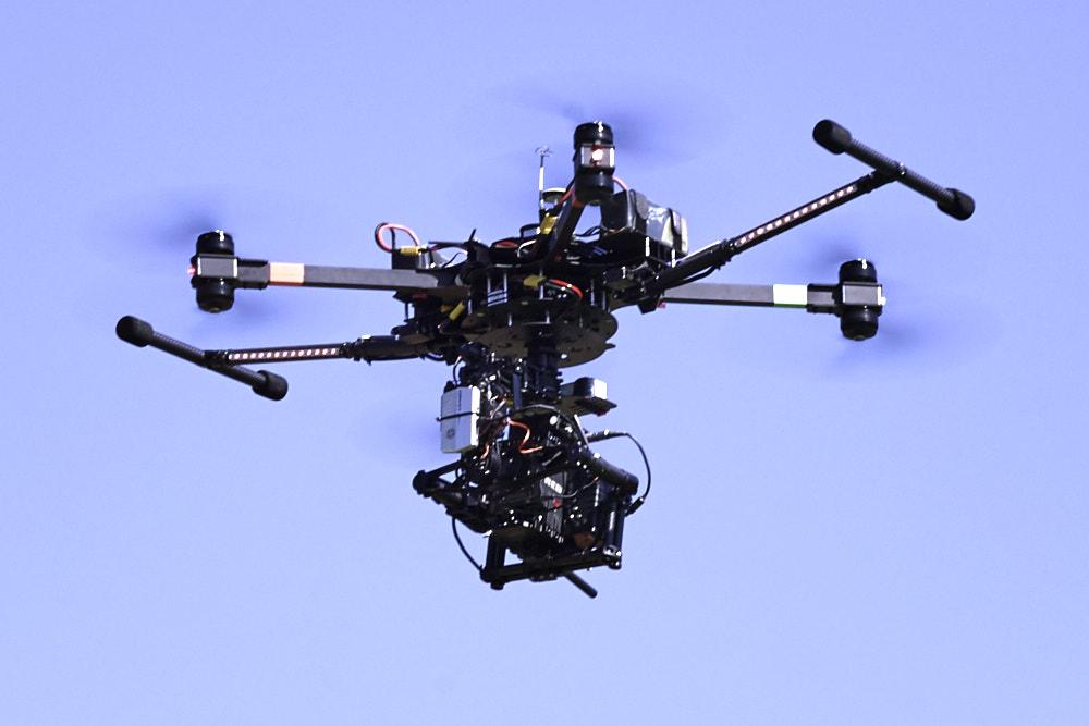kopterwork aerial filming photography cinekopter hammer RED Arri Alexa Black Magic Ursa Pro
