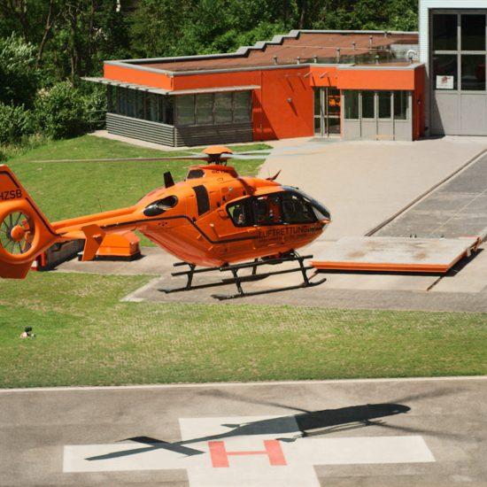 Christoph 13, Luftrettung, Feuerwehramt, Bielefeld, Bundespolizei, Air2Air