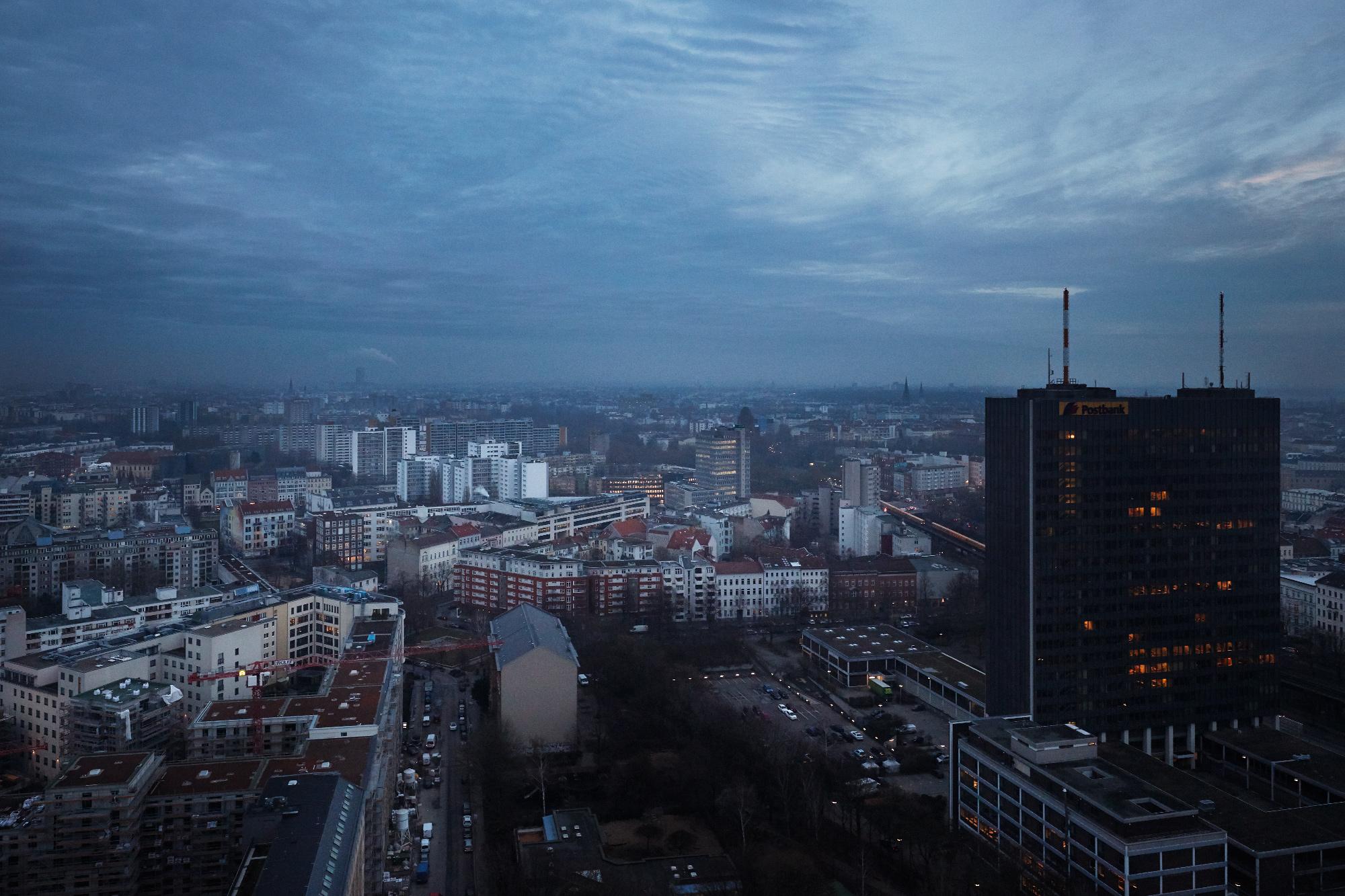 Tempodrom, Berlin, Aerial Photography, kopterwork, fotos