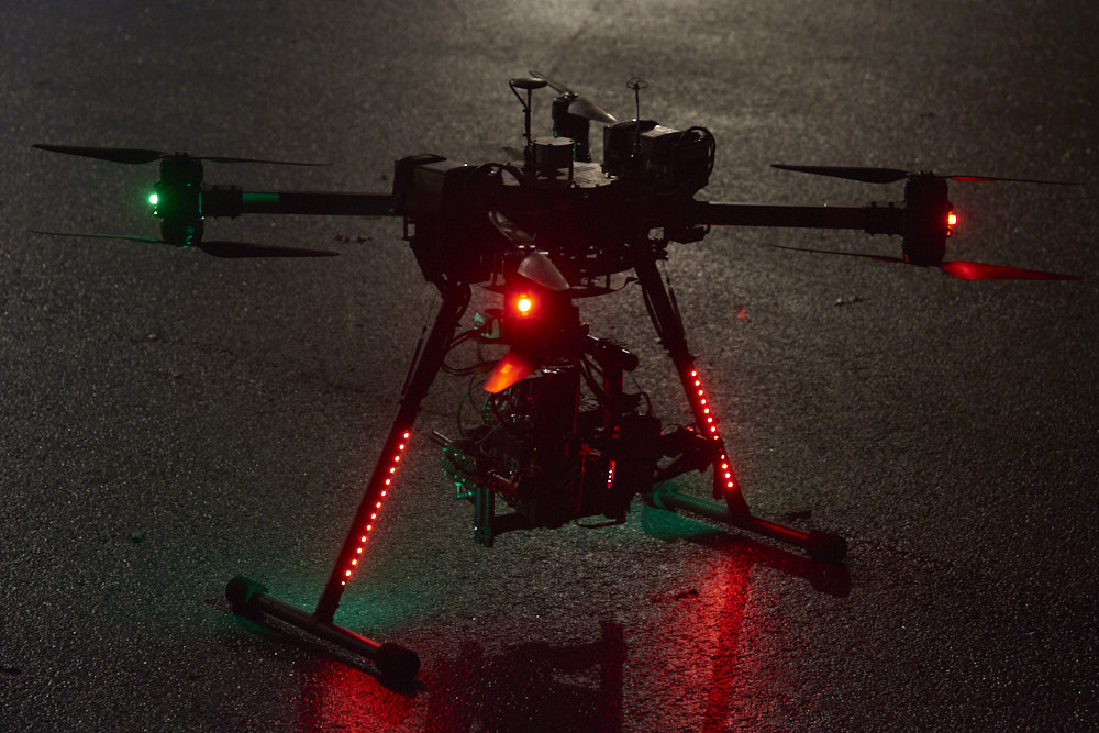 kopterwork aerial filming photography cinekopter hammer RED Arri Alexa Black Magic Ursa Pro