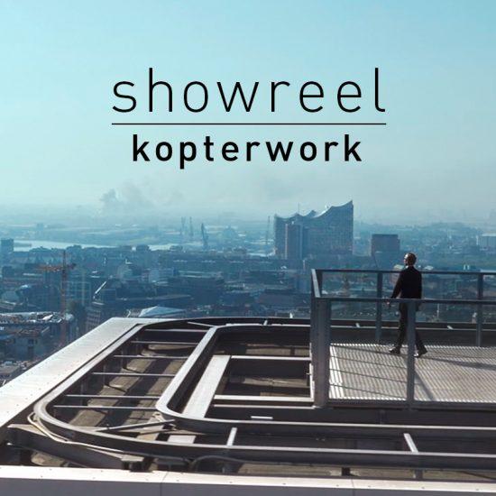 kopterwork aerial showreel 2017