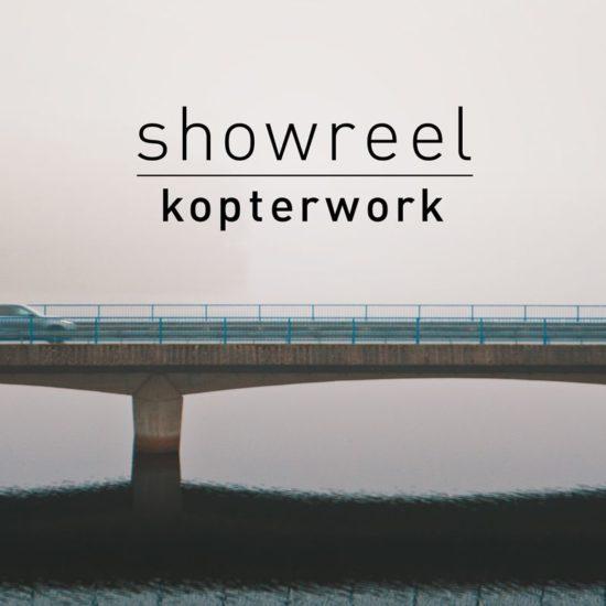 kopterwork aerial showreel 2019