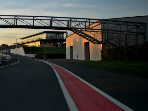Bilster Berg – Strecke