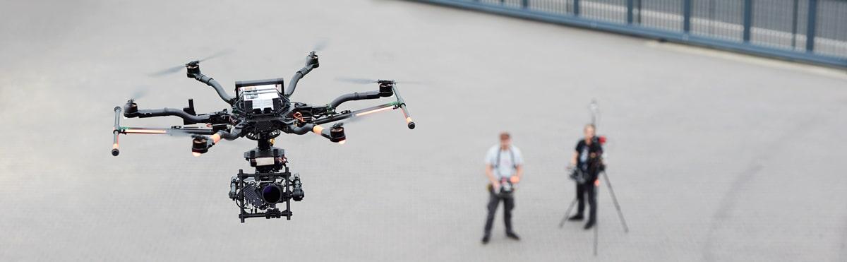 Freefly Alta 6 mit GH5s und Veydra Mini Prime - Luftaufnahmen der Spitzenklasse