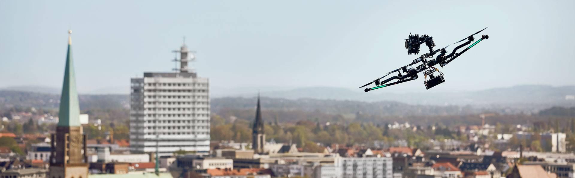 kopterwork freefly alta 8 octokopter für luftaufnahmen